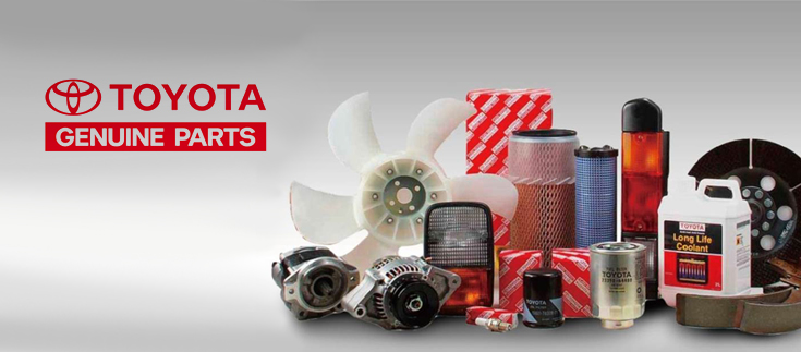Image result for toyota genuine parts