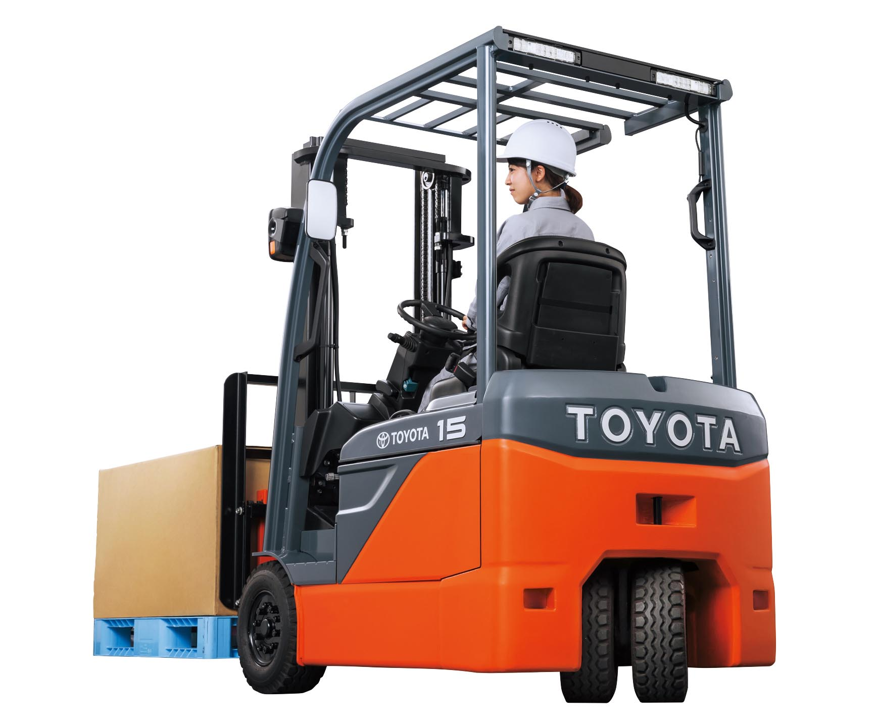 Fork Lift Wheels : Wheel forklifts to tons